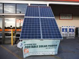 home depot solar sacred power debuts in home depot albuquerque journal