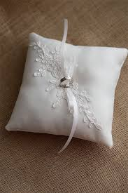ring pillow wedding ring pillow ring bearer pillow for rustic wedding made
