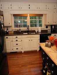 Painting Kitchen Cabinets Black Painted Kitchen Cabinets Shaker Style Kitchen Cabinet Painted In