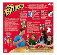 amazon com mattel uno extreme toys u0026 games