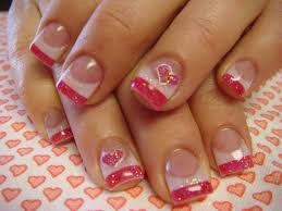 valentines day nails see more nail designs at http www nailsss