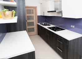 small narrow kitchen design decorations narrow kitchen design with sink on black cabinet