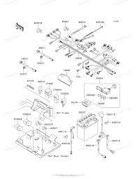 2001 kawasaki 300 atv wiring harness diagram kawasaki 300 bayou