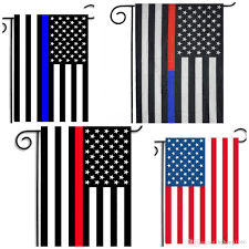 Blue And Black Striped Flag 2018 America Garden Flag Blue Black Stripe California Republic