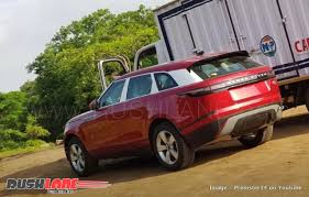 land rover india 2017 range rover evoque launched in india gets ingenium 2 0l diesel
