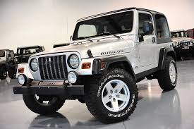 jeep wrangler tj rubicon for sale davis autosports 2006 jeep wrangler rubicon 65k for sale