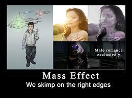 Mass Effect Meme - wrong edges by hikarikinawa on deviantart