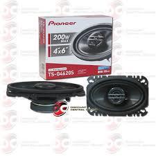 pioneer 4x6 best deals on 4x6 speakers pioneer comparedaddy