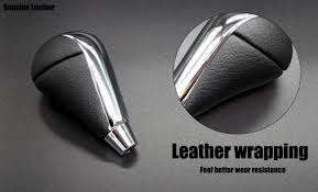 lexus is300 2007 car interiorelectroplate gear shift knob 8mm for lexus for is300