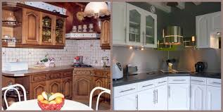 comment relooker une cuisine ancienne moderniser sa cuisine idées décoration intérieure