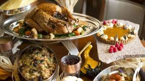 thanksgiving the us grant a luxury collection hotel san diego