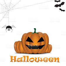 halloween design background happy halloween design background vector illustration stock vector