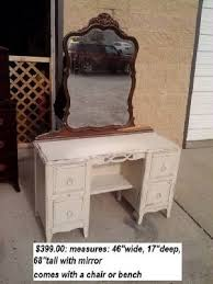 Unfinished Wood Vanity Table 104 Best Make Up Tables Images On Pinterest Bedroom Designs