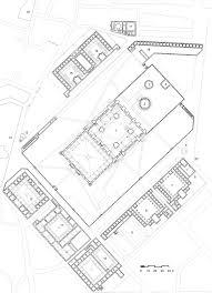 Floor Plan Description by Floor Plan Of Süleymaniye Complex Archnet