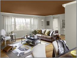 perfect living room colors with oak trim for design pertaining to