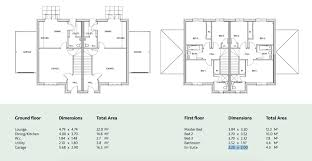 Semi Detached Floor Plans 3 Bed Semi Detached House For Sale In Main Street Thornton