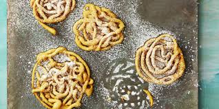 best shortcut funnel cakes recipe goodhousekeeping com