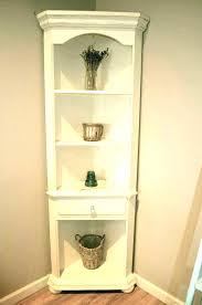 Small Bathroom Storage Cabinet Storage Corner Cabinet Klyaksa Info