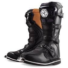 off road leather motorcycle boots botas moto motocross botte
