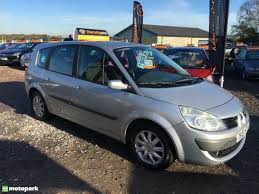 Renault Grand Scenic Estate 1 6 Vvt Dynamique Motopark Uk