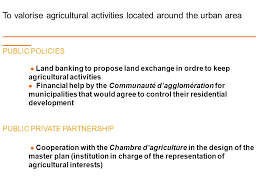 chambre d agriculture rennes rennes study 9th november local objectives to tackle
