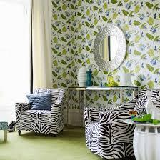 Wallpaper Livingroom by Wallpaper Designs Ideal Home