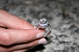 halo engagement ring settings only ringspotters