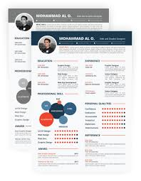resume template color 25 modern and wonderful psd resume templates free download free resume template print ready two color