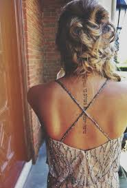 Tattoos For Middle Of Back 35 Best Sacred Hebrew Tattoos Designs Meanings 2018