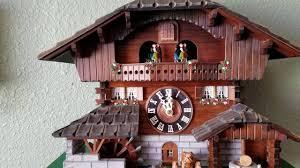 Kukuclock 100 Kuku Clock Kids Clock Cuckoo Pendulum Clock Clock 8 Day