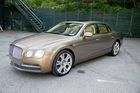 bentley flying spur 2014 2014 bentley flying spur base rohrich european motors