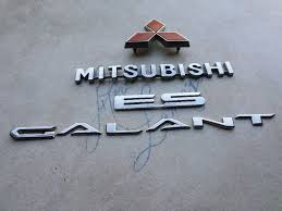 mitsubishi evo emblem used mitsubishi emblems for sale page 17