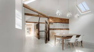 15 barn home ideas for restoration and new construction view in gallery barn style house stable conversion interior jpg