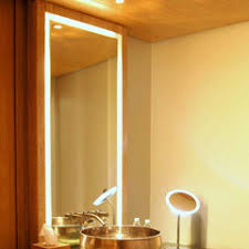 bathroom mirrors with led lights lighted bathroom mirrors bathroom mirror defogger