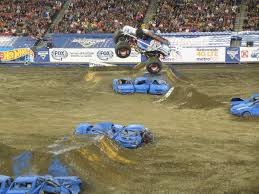 monster truck race track monster trucks are rolling into central florida again 2 boys 1