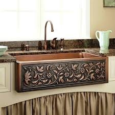 antique kitchen sink faucets copper kitchen sink faucet and image of copper kitchen sink