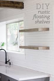 floating kitchen shelves with lights floating kitchen shelf lochman living
