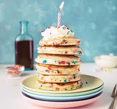happy birthday pancakes recipe chowhound