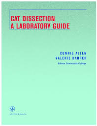 Human Anatomy Physiology Laboratory Manual Pdf 22 Best Cat Dissection Images On Pinterest Human Anatomy