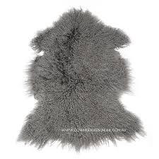 Grey Cowhide Rug Mongolian Lambswool Rug Grey Cowhide Rugs Online
