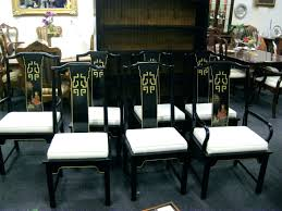 Dining Room Furniture Ebay Henredon Dining Chairs Ebay Table Mahogany Set Sale