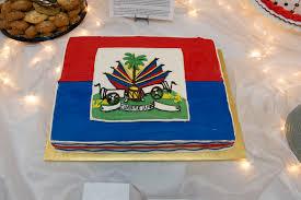 Flag Cake Images Nph Haiti