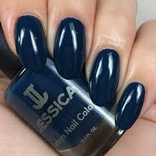 ehmkay nails jessica cosmetics la vie boheme swatches and review
