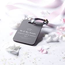 best 25 luggage tags wedding personalised luggage tags wedding gift 100 images best 25