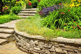 how to build a retaining wall diy true value projects