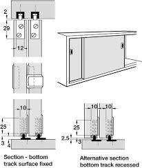 sliding glass cabinet door track amazing cabinet sliding door tracks and rollers islademargarita
