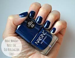 mani monday nails inc gel effect old burlington street blog me