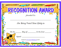 templates for award certificate printable star free printable most likely to award certificate my docs