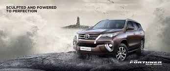 toyota india official toyota fortuner site