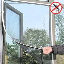 Magic Mesh Curtain New Magic Mesh Hands Free Screen Net Magnetic Anti Mosquito Bug